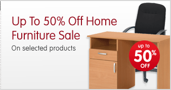 Up to 50% off Home Furniture Sale