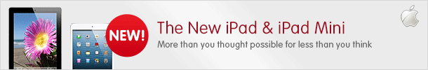CPH - New Ipads and Ipad Mini