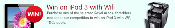 OMH - Win an iPad 3