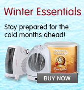 Winter Essentials - Stay prepared for the cold months ahead!