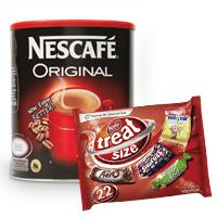 Free Chocolates with Coffee